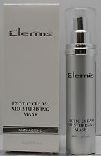 ELEMIS ANTI-AGING EXOTIC CREAM MOISTURISING MASK 1.7 OZ