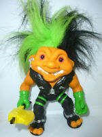 Battle Trolls - Punk Troll - Actionfigur - Hasbro 1992