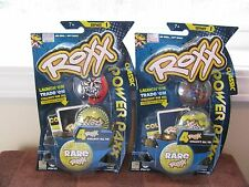 2 Roxx Classic Power Paxx 4 Roxx 1 of Them RARE & 4 Trixx Cards Series 1 Collect