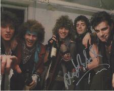 Bon Jovi Band Signed Authentic 8X10 Photo B w/Coa X2 Alec John Such Tico Torres