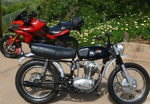 OEM Ducati Single Bevel FUEL/GAS CAP 175 250 350 450 Mark 3 Diana Scrambler Etc