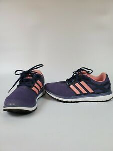 Adidas  Preowned Women's Energy Cloud WTC Running Shoes 11 BA7530 Purple/Pink