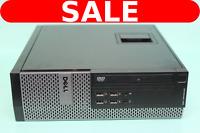 Dell Optiplex SFF INTEL i3 i5 i7 2TB HD HDD SSD 16GB RAM Windows 10 Desktop PC