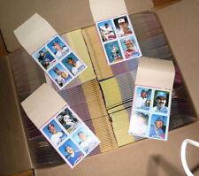 1989 OPC Box-bottom Set Wholesale Lot of 10 Sets, From Original Press Carton
