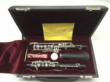 Children type Oboe, C Tone, Silver plated, Semiautomatic Oboe