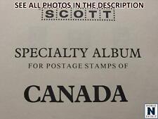 NobleSpirit No Reserve (Th2) Colossal Cv Canada Specialized Album w/ Better