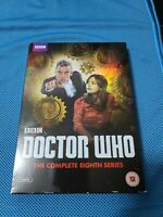 Doctor Who: The Complete Eighth Series 5-disc DVD collection (Region 2+4)