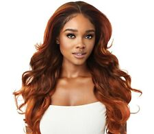 OUTRE Perfect Hairline Synthetic Hair Lace Front Wig 13x4 Lace Frontal - LAUREL
