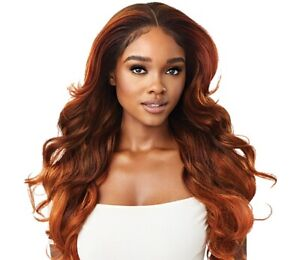 OUTRE Perfect Hairline Synthetic Hair Lace Front Wig 13x6 Lace Frontal - LAUREL