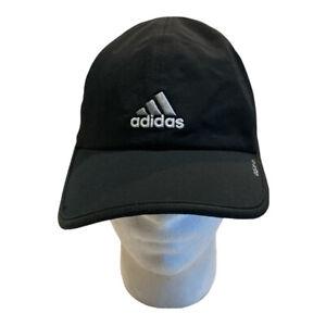 ADIDAS Adizero Climacool Hat, Adjustable, Black, Baseball Cap, Sports, Running
