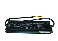 60W LED Driver NonDimmable IP Rated Power Supply Transformer Waterproof IP67 24V