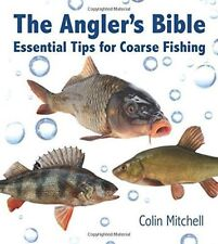 The Angler's Bible by Colin Mitchell (Hardback, 2015) New Book