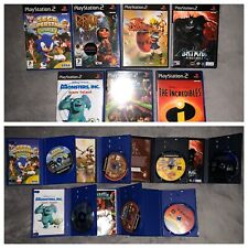 Playstation 2 - Games X 7 PS2 - Bundle #1