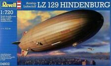 Revell Nr. 04802 1/720 Airship Luftschiff LZ 129 Hindenburg