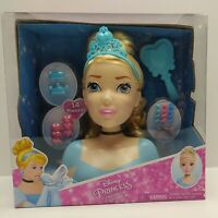 Disney Princess Cinderella Styling Head & Accessories (Please see Comment) 87108