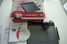 Genius G-Pen F509 5.25 x 8.75 in. Ultra Slim Tablet plus pen and accessories.