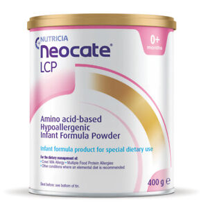 Neocate LCP Amino Acid-Based Hypoallergenic Infant Formula 400g