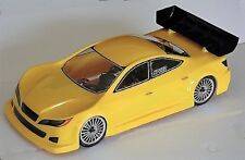 1:10 RC Clear Lexan Body Lexus IS350 200mm for Nitro or Electric fit HPI HSP etc