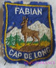 SK2275 - IPATCH ECUSSON SKI FABIAN CAP DE LONG