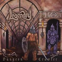 Legendry – Dungeon Crawler BLACK Vinyl (Ltd 250copies) Cirith Ungol Manilla Road