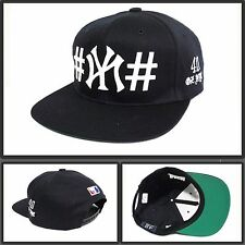 40 OZ brand Been Trill Van NYC 100% Authentic cap Snapback hat navy color