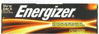 9V ENERGIZER EN22 9 VOLT INDUSTRIAL 12 PACK BATTERIES