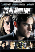 IT'S ALL ABOUT LOVE (JOAQUIN PHOENIX) NEW SEALED