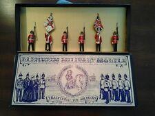 RARE BLENHEIM TOY SOLDIERS B 13 GLOUCESTESHIRE REGIMENT COLOURS 1900 NIB