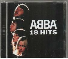 CD ABBA 18 HITS NEW Compilation Australian Made CD