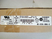 3M 2100/50TP FLAT CABLE Roll of 30m (98.43 FT)