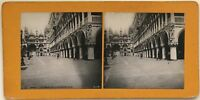 Venezia Italia Foto P39L8n2 Stereo Stereoview Vintage Analogica