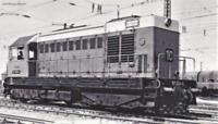 Piko 52420 HO Gauge Expert DR BR107 Diesel Locomotive IV