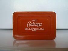 CIALENGA BALENCIAGA OUTLET PERFUMED SOAPSEIFE/SAVON 100g RARE VINTAGE