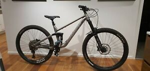 Norco 2021 A3 Sight Large - mountain bike, silver, duel.suspension, 29er, MTB,