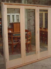 Bi fold Door BIFOLD SET....Lovely Timbers !! .... ( Can deliver ) $3050 value