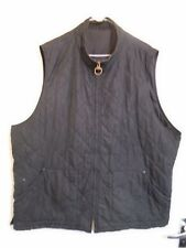 SHABBY CHIC BARBOUR QUILTED GILET WAIST COAT JACKET SIZE XXL