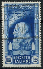 ITALIA 1935 SG # 461, 1L25 INT. SALONE AERONAUTICO USATI CAT £ 8,50 #D 6018