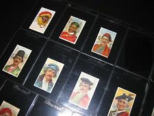 T113 Scrap Iron Tobacco Cards - Types of Nations - 13 Total - No Dupes - Tough!