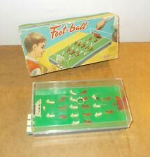 VERY RARE vintage toy TABLE FOOTBALL game - INGAP Italy - Complete & work - 60's