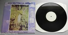 The Sisters of Mercy-Dans l'ombre des anges 1991 palazzograssi WHITE LABEL LP