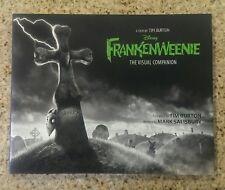 NEW Disney's Frankenweenie The Visual Companion by Mark Salisbury Tim Burton