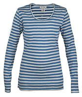 SOMMERREGEN Streifen Shirt, 100% Bio Baumwolle, GOTS zertifiziert & VEGAN, NEU!