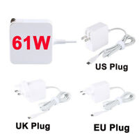 Type USB-C 61W AC Power Supply Adapter Charger for Macbook Air Pro EU/UK/UK plug
