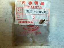 ORIGINAL HONDA SL350 CB350K CL360K MAIN JET (70) -- 99201-601-0700 NOS