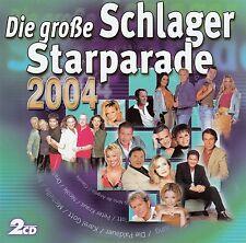 DIE GROSSE SCHLAGERSTARPARADE 2004 / 2 CD-SET - TOP-ZUSTAND