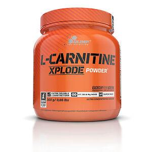 OLIMP L-Carnitine Xplode Powder 300g WEIGHT LOSS SLIMMING DIET FAT BURNER