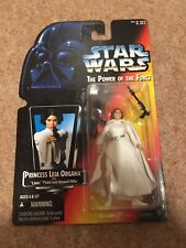 Star Wars Princess Leia Organa Red Card 3 Bands Belt USA 1995