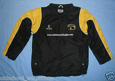 "Ashbourne RFC (Ireland) / KUKRI - vintage RUGBY Top / Jumper. Size: 2XS (34"")"