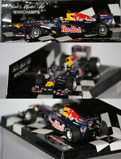 Minichamps F1 Red Bull Racing RB7 S. Vettel World Champ. 2011 1/43 410110001