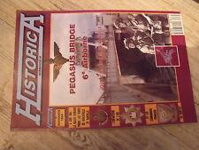 $$b Revue 39/45 HS Historica N°34 Pegasus Bridge 6e Airborne Benouville-Ranville